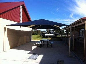 Shade Structure for school