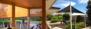 Shade Sails Perth and Outdoor Blinds Perth