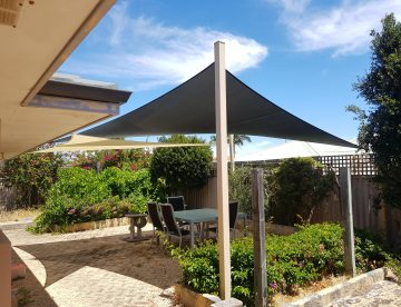 Patio Shade Sails Perth