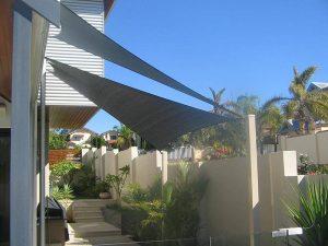 home bbq area shade sails Perth